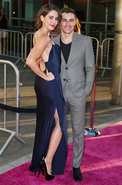 Alison Brie Started Laughing When Dave Franco Proposed
