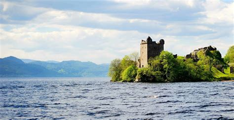 The History of the Loch Ness Monster - Historic UK