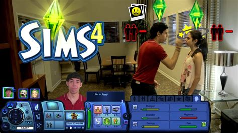 The Sims 4: Real Life PART 2 - YouTube