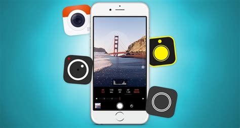 The best camera apps for your iPhone   2016 - TapSmart