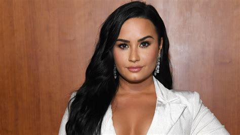 Demi Lovato Opened Up About Her Emotional Grammys
