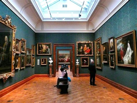 UK Art Galleries Which Are a Must Visit