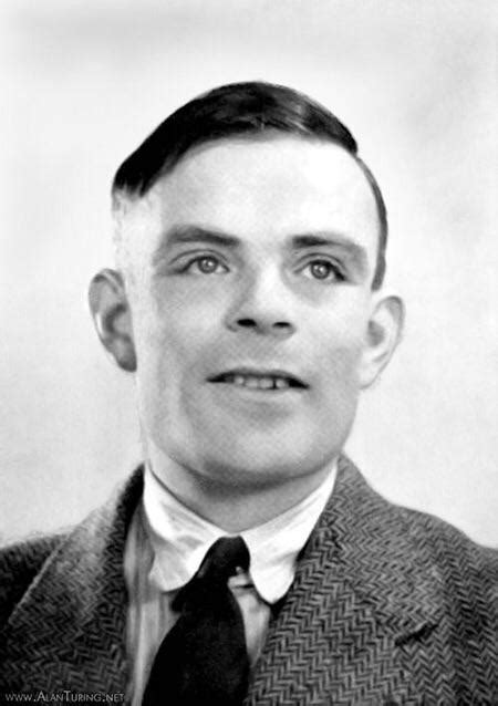 Alan Turing, father of the modern computer 1940's
