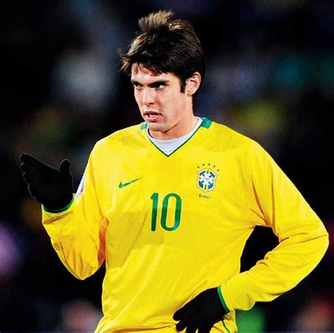 I will do everything to ensure Brazil spot, says Kaka - Sports