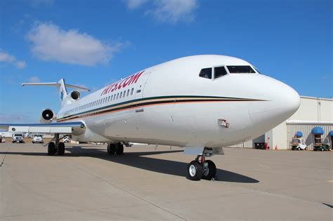 The Aero Experience: Boeing 727-200 Latest Charter Flight
