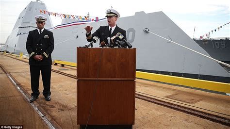 Captain Kirk to take command of the USS Zumwalt | Daily