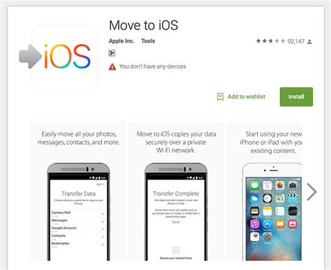 New iPhone? How to Transfer Your Data From iOS or Android