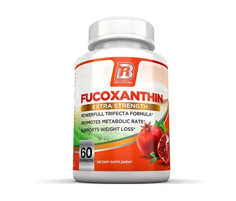 Fucoxanthin Review | Does it Work or Just a Scam? | Pill