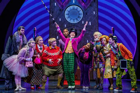 Charlie and the Chocolate Factory Broadway review | EW