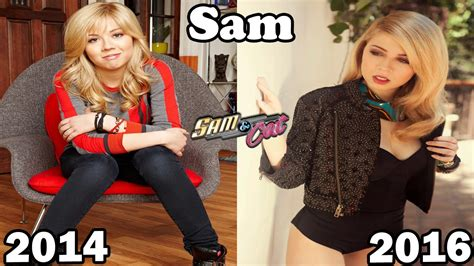 Sam & Cat Then And Now 2016 - YouTube