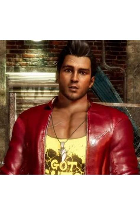 Diego Dead Or Alive 6 Jacket For Sale On Movies Jacket