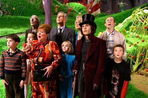 Charlie & the Chocolate Factory | The Little Writing Factory
