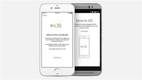 """Apple Releases """"Move To iOS"""" App For Android On Google"""