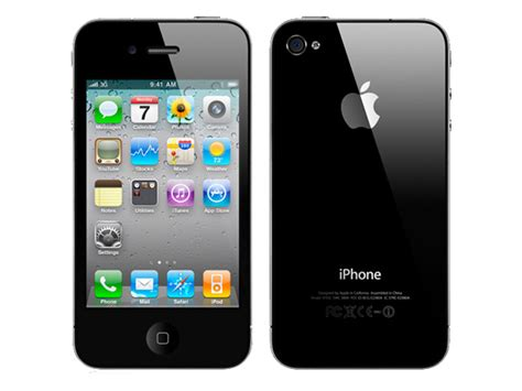 Apple iPhone 4 Price in India, Specifications, Comparison