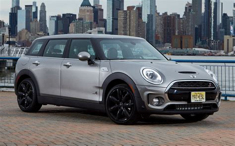 2017 Mini Cooper S Clubman (US) - Wallpapers and HD Images
