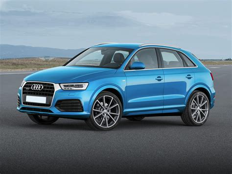New 2018 Audi Q3 - Price, Photos, Reviews, Safety Ratings