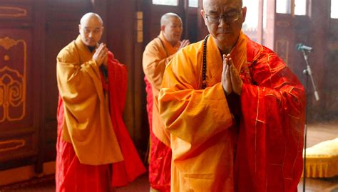 Buddhist monk Xuecheng: China investigates top monk for