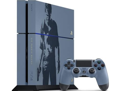 Playstation 4 Console 1TB - Uncharted 4 Limited Edition