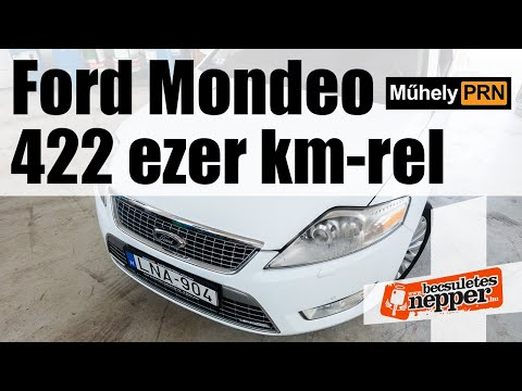Used 2014 FORD MONDEO 1