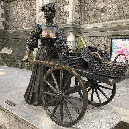 Molly Malone Statue (Dublin) - 2018 All You Need to Know