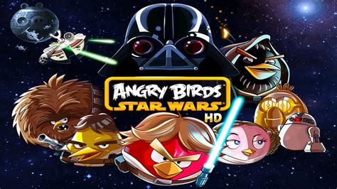 Angry Birds Star Wars - iPhone/iPod Touch/iPad - HD