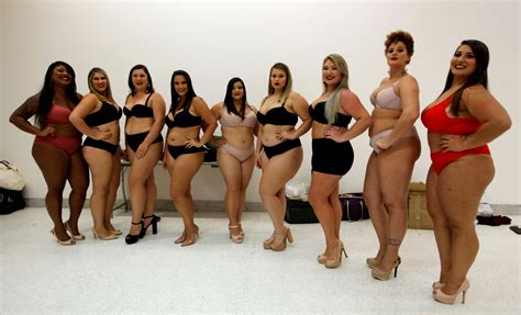 British women come in all shapes and sizes - online retail