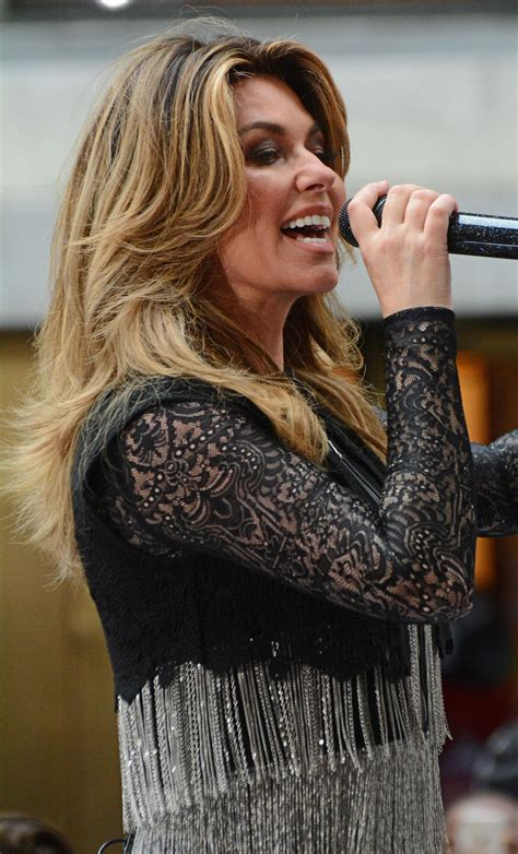Shania Twain - Performs at the Today Show Concert Series