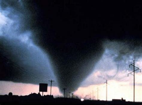 Tornadoes sent by God 2012 prophetic vision