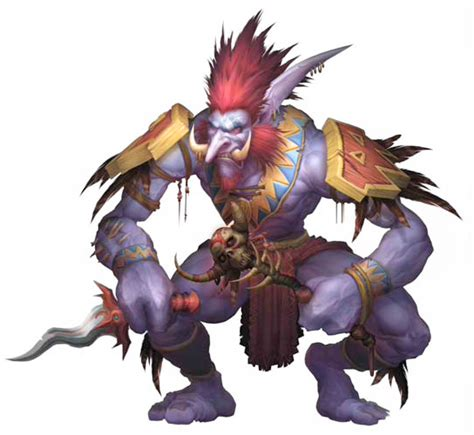Jungle troll - WoWWiki - Your guide to the World of Warcraft