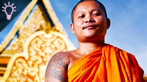 What Life As A Buddhist Monk Is Like, According To