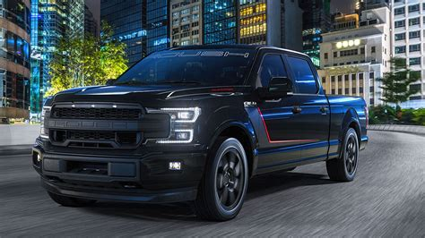 Roush Unleashes Supercharged Ford F-150 Nitemare Edition
