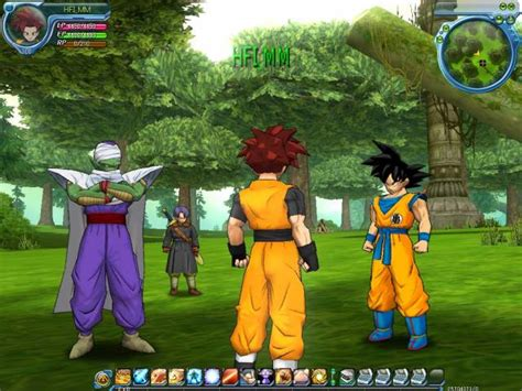 Dragon Ball Online : Online Games Review Directory