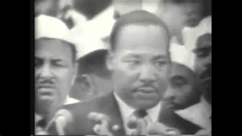 """Remix song of """"I have a Dream"""" speech with video of Dr"""