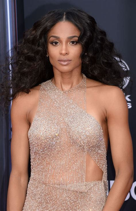 CIARA at Billboard Music Awards in Las Vegas 05/20/2018