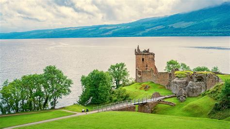 DNA Analysis of Loch Ness Could Reveal the Lake's Hidden