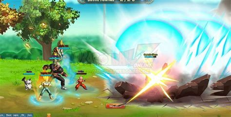 Dragon Ball Z Online Review and Download
