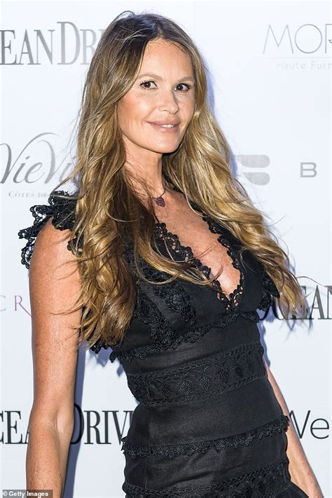 Elle Macpherson, 54, showcases her age-defying figure in