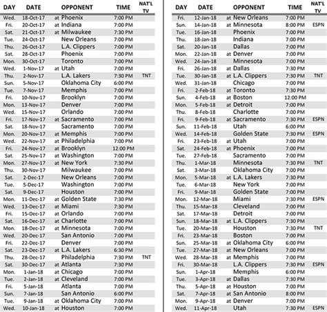 Portland's 2017-18 Schedule: Home Early, Road Late