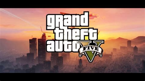 GTA 5 - Trailer - YouTube