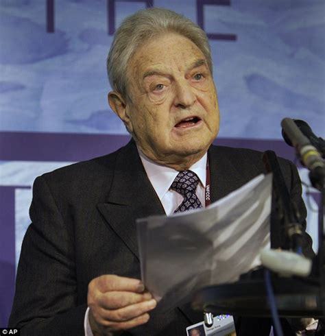 George Soros predicts U