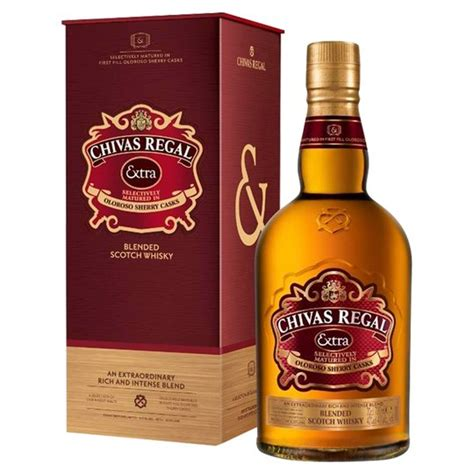 Chivas Regal Extra Blended Whisky 70Cl - Tesco Groceries