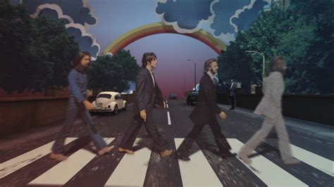 Abbey Road '68-'69 Intro Cutscene - The Beatles: Rock Band