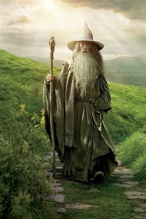 The Hobbit Products: Gandalf The Grey