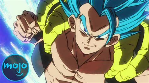 Top 10 Dragon Ball Super: Broly Moments - YouTube