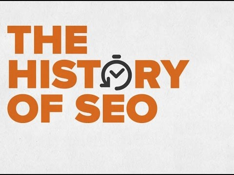 The History of Search Engine Optimization – GoPBN