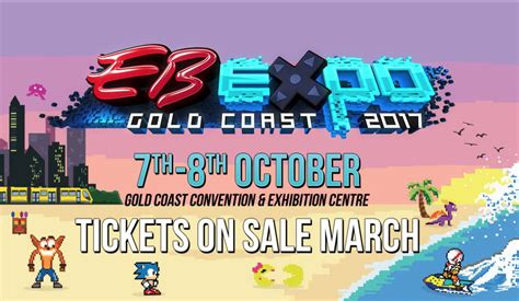 EB Expo 2017 Will Take Place In The Gold Coast