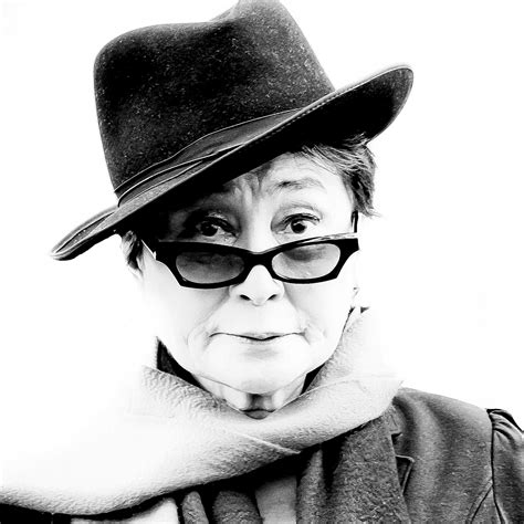 Stop Everything and Follow Yoko Ono on Twitter - Man Repeller