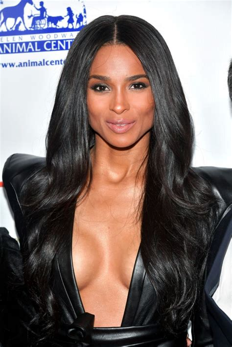 CIARA at 2019 Hollywood Beauty Awards in Los Angeles 02/17