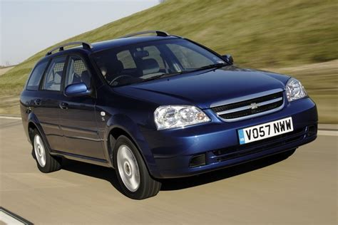 Chevrolet Lacetti Station Wagon 2005 - Car Review | Honest