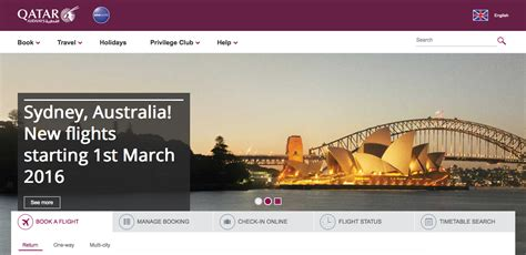 Qatar Airways offers 10% off to launch their updated